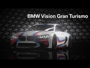 El primer BMW virtual. El BMW Vision Gran Turismo.