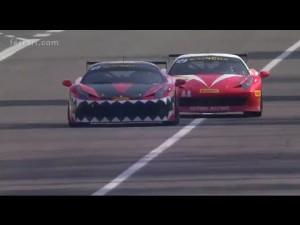 Ferrari Challenge Europe - Lucha por la cabeza