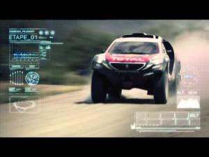 Peugeot 2008 DKR, un minuto de sensaciones