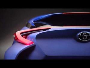 Toyota C-HR Concept 2014