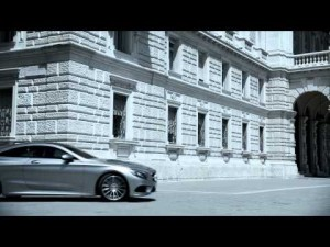 Mercedes Clase S Coupe - 2014 (Vídeo)