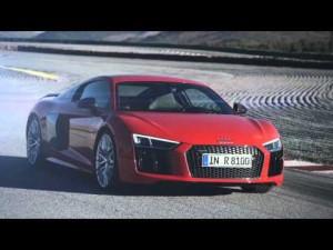 Nuevo Audi R8 V10 plus 2015