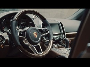 El nuevo Porsche Cayenne - Diseño interior