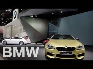 BMW en el NAIAS 2015 Motorshow.