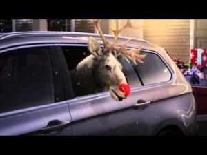 Volkswagen Passat  - ¿Es Papá Noel un mago aparcando?