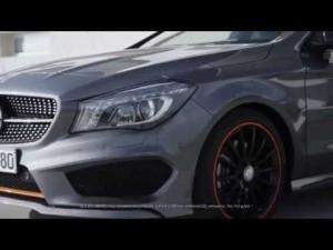 Vídeo del Mercedes CLA Shooting Brake