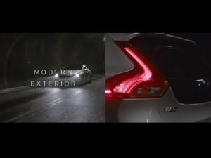 Volvo V40, diseño y luces