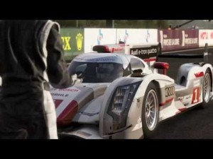 Audi - Una vuelta a Le Mans