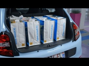 Renault Twingo - ¡Más sitio para tus cosas!