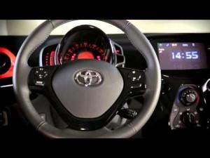 Nuevo Toyota AYGO. Sistema multimedia