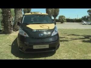 Nissan e-NV200 comienza a producirse en Barcelona