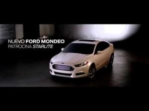 Nuevo Ford Mondeo patrocina Starlite