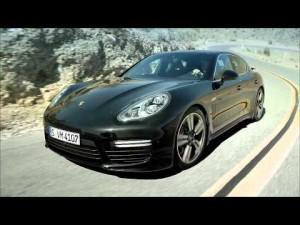 El nuevo Porsche Panamera Turbo al detalle