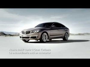 Nuevo BMW Serie 3 Gran Turismo - Spot oficial