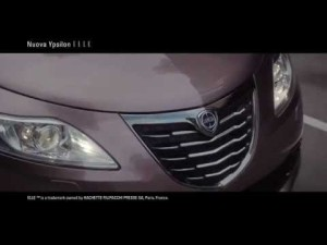 Anuncio Lancia Ypsilon Elle