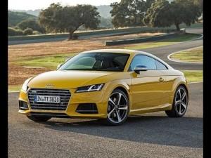 Los nuevos Audi TT y TT S, en acción