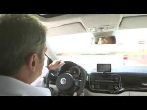 Luis Moya en Volkswagen Race Tour Jarama