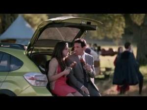 Subaru XV Crosstrek Hybrid: la boda