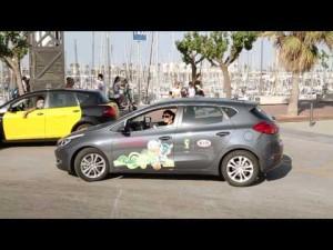 El Mundial de Kia en Barcelona