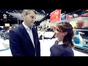 Smart Forfour en el Paris Motorshow 2014