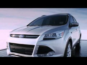 Go Further - Anuncio del Ford Escape