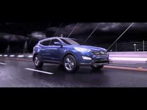 El Hyundai Santa Fe al detalle