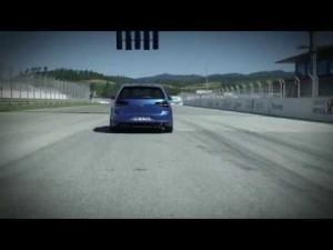Indicador de rendimiento. Volkswagen Accessories RaceApp.