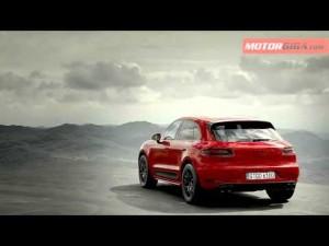 Porsche Macan GTS 2015