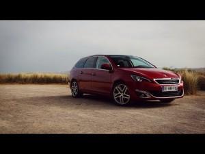 Peugeot 308SW Prueba de conducción