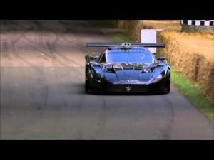 Maserati MC12 en Goodwood