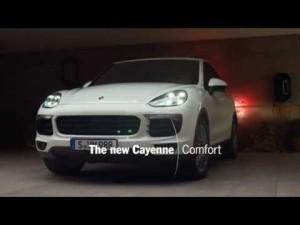 El nuevo Porsche Cayenne - Confort