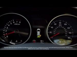 Kia Sportage: asistente de aparcamiento trasero