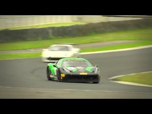 Ferrari toda la adrenalina en Sydney