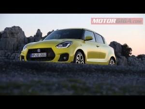 Suzuki Swift Sport 2018 prueba completa