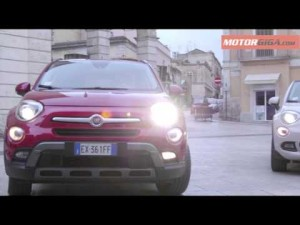 Fiat 500X: concepto general