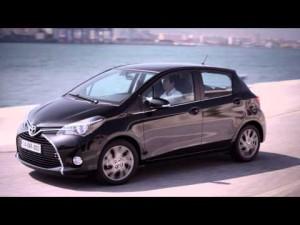 Vídeo del nuevo Toyota Yaris