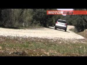 Suzuki Vitara 2015 prueba dinamica