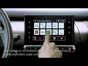 Citroën - C4 Cactus - Manual de Usuario Tableta Táctil