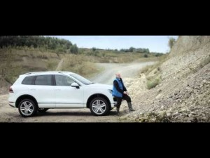 "Volkswagen Touareg ""Not Dirty"""