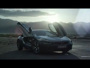 BMW i8 Attitude.