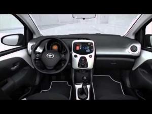 Nuevo Toyota AYGO. La inspiración