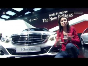 Mercedes-Benz España: Clase E Berlina y Estate - 2014