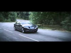 Un día en un lujoso Jaguar XJ