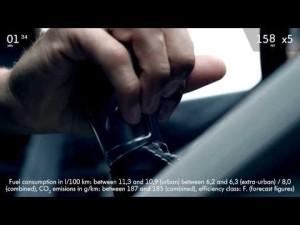 Volkswagen Scirocco Think Fast Challenge Trailer