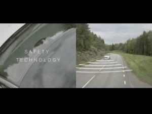 Volvo V40, seguridad anti colisión