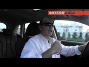 Prueba Audi A3 e tron