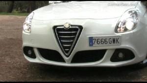 Video Alfa Giulietta 2011 - Dinamico