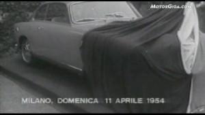 Video Alfa Otros Historia - Historia Giulietta