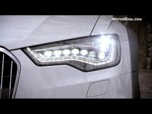Video Audi A6 2012 - Allroad