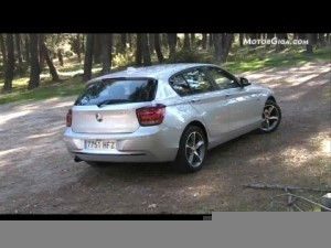 Video Bmw Serie1 2011 - Test Conduccion Serie 1
